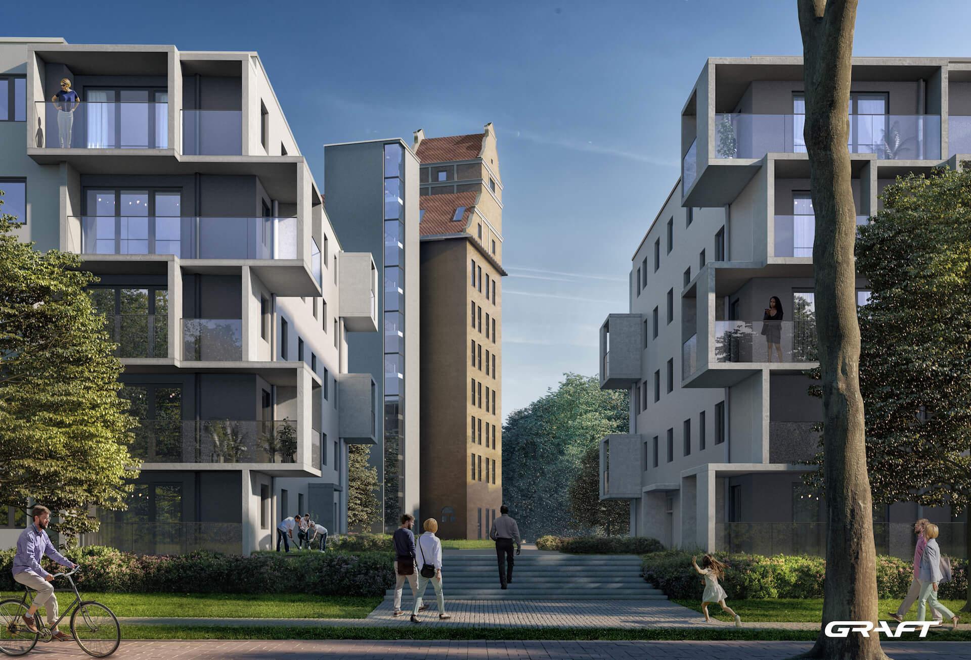Oranienburg: Grundsteinlegung für Wohnen am Speicher