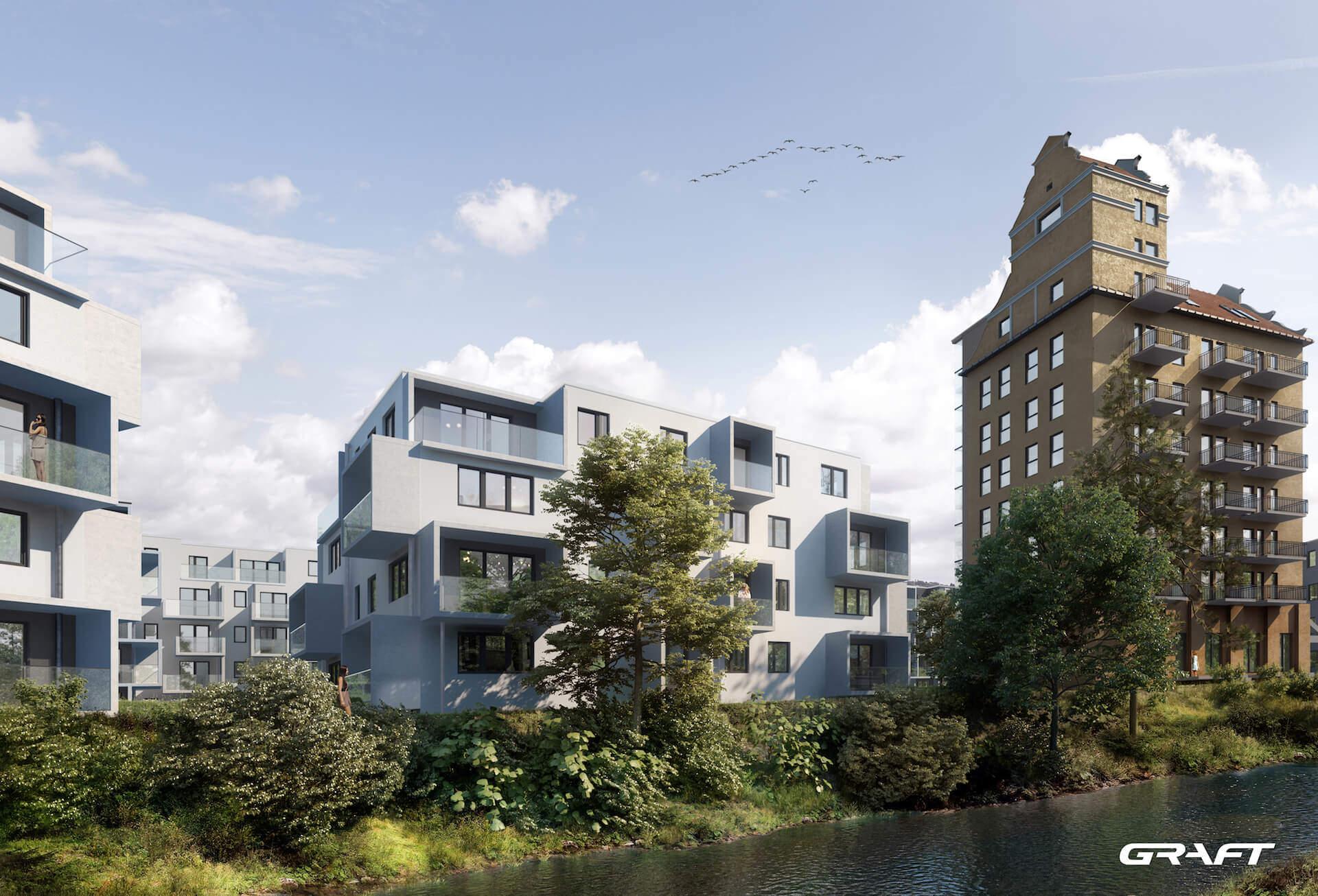 70 Millionen Euro für Wohnungen am alten Speicher
