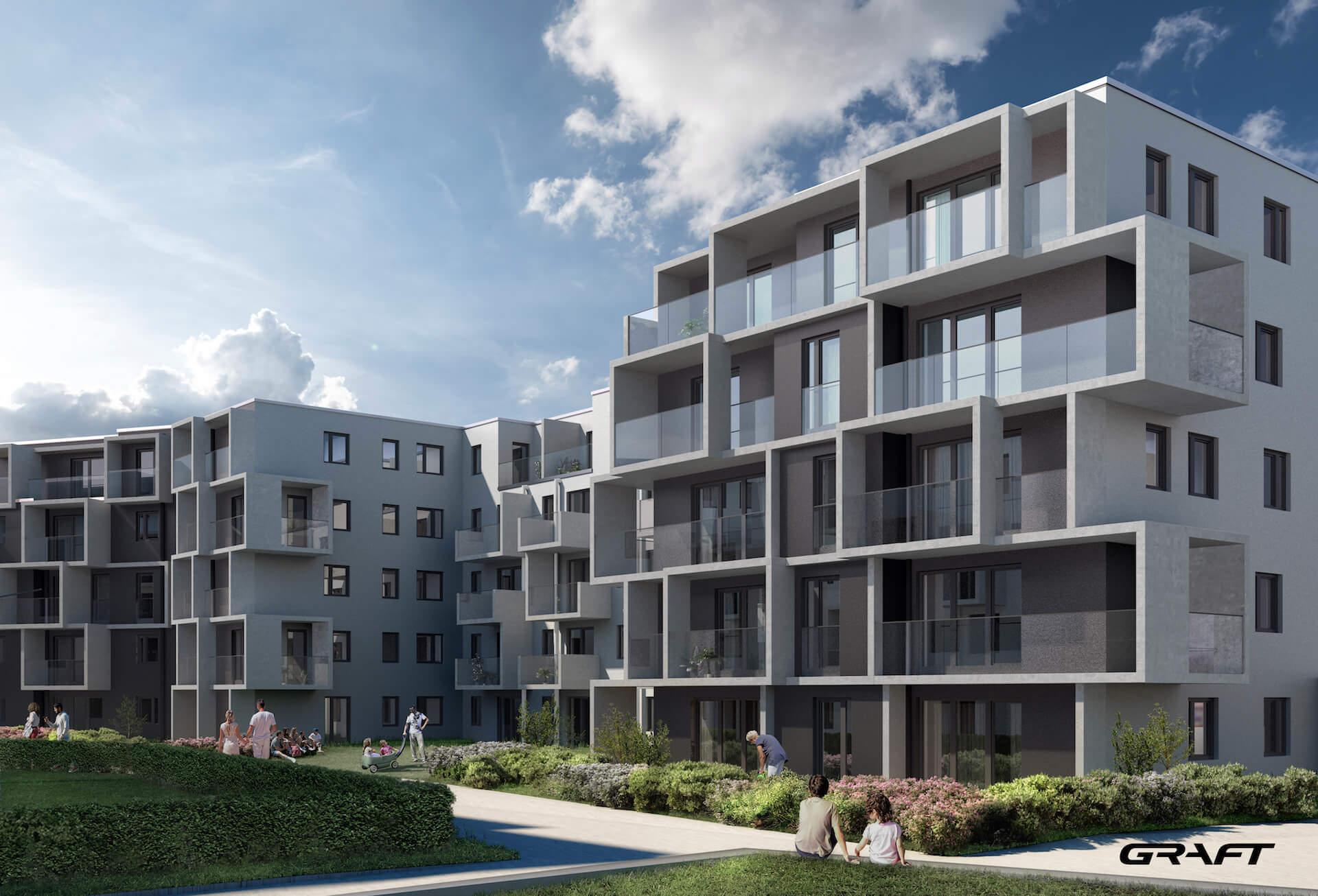 Baubeginn für 286 neue Wohnungen am alten Speicher
