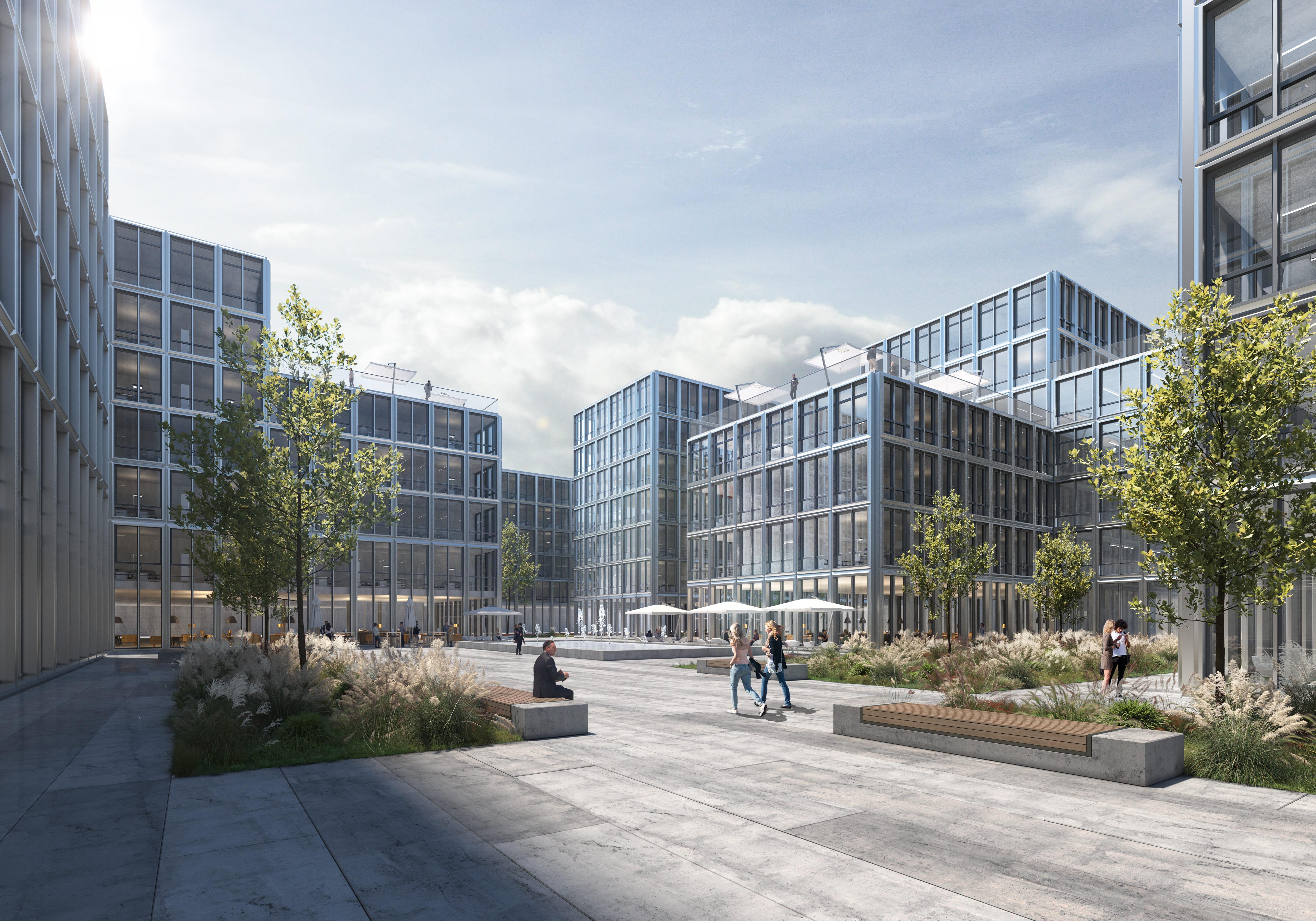 Positiver Bauvorbescheid für großes Büro-Projekt in Köln