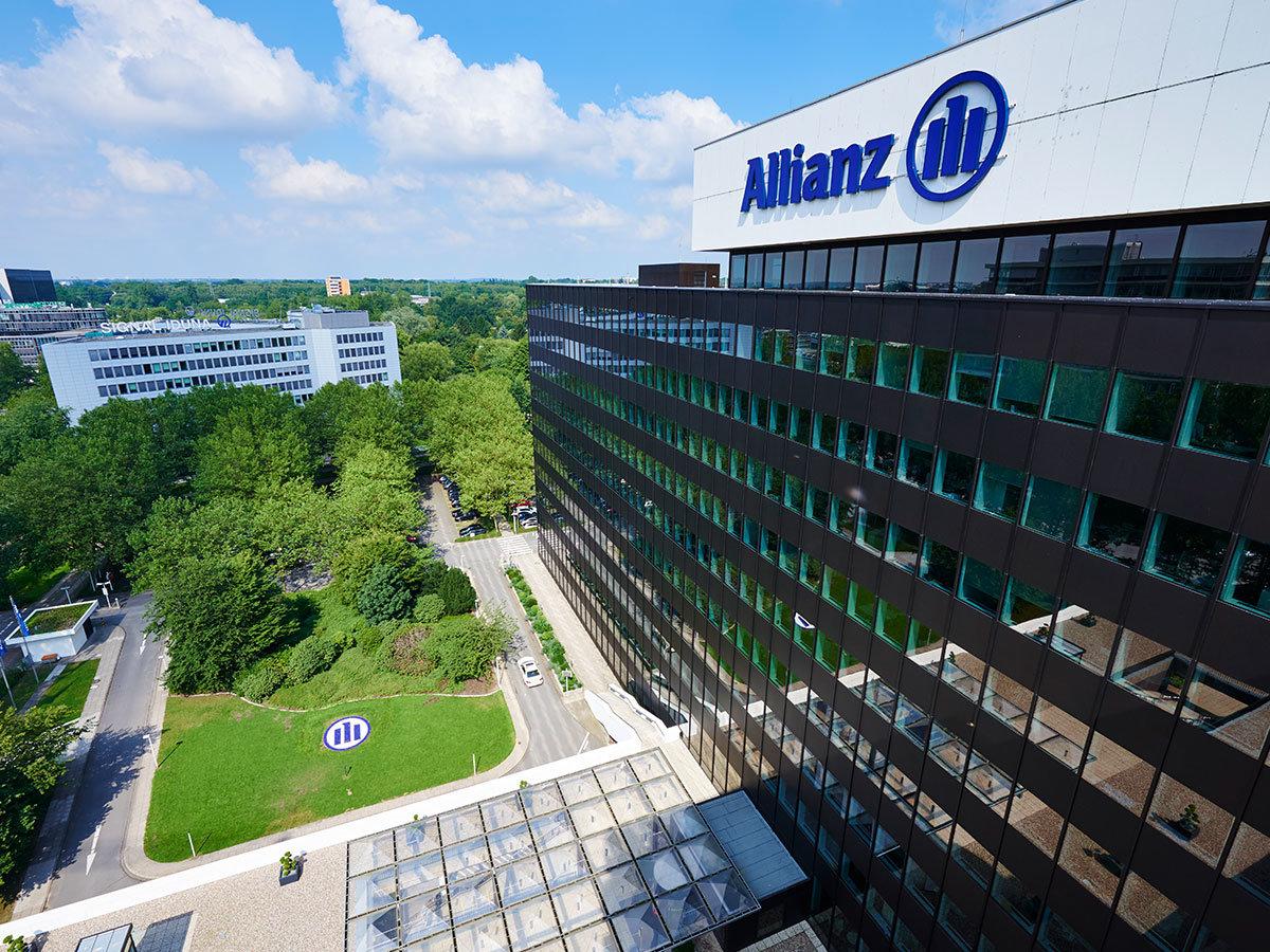 TAS KG Allianz Haus Hamburg