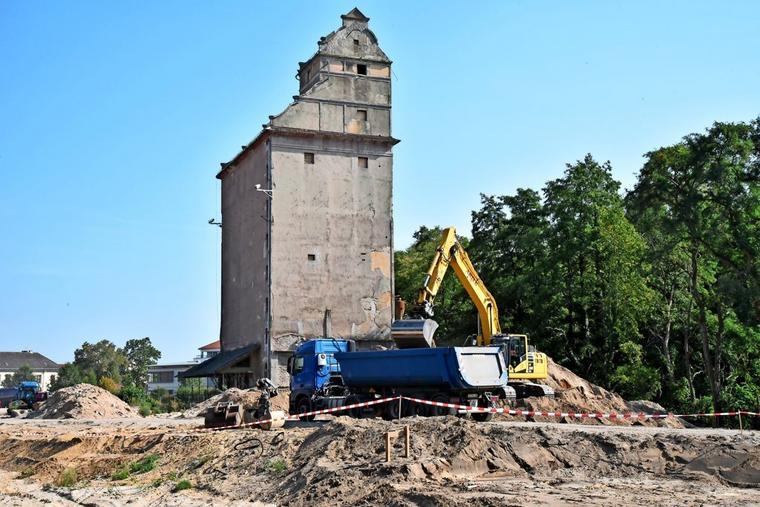 TAS bietet Neubau des historischen Speichers in Oranienburg an