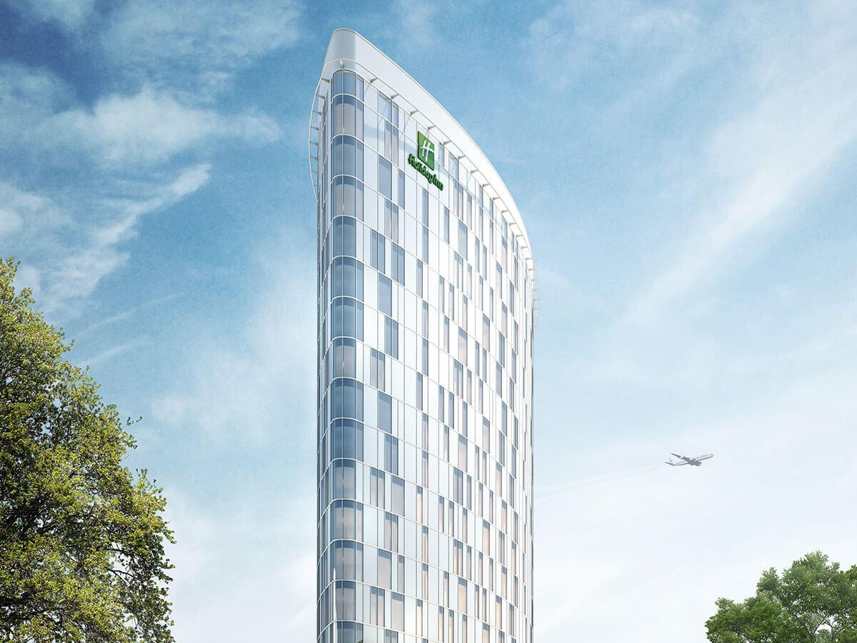 Union Investment erwirbt Holiday Inn Hotel City Nord in Hamburg