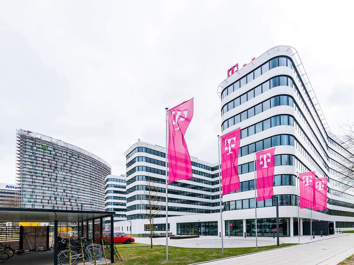 Ein von Amundi Real Estate verwalteter Fonds kauft Telekom Campus in Hamburg
